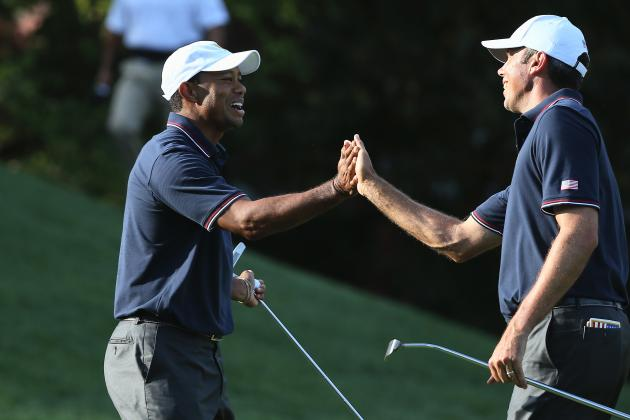 Presidents Cup 2013: Just Who Is This Carefree Tiger Woods?