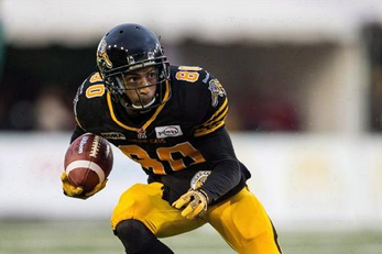 Former CFL Star Chris Williams Signs with NFL's New Orleans Saints