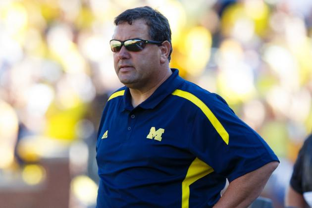 Brady Hoke Responsible for Michigan Identity Crisis on Offense