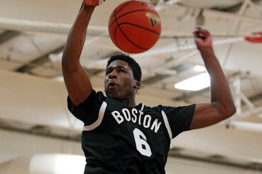Four-Star Forward Goodluck Okonoboh Picks UNLV