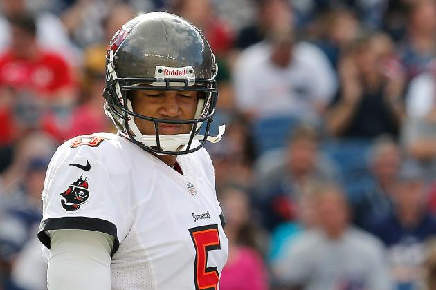 Why the Cincinnati Bengals Should Not Consider Signing Josh Freeman