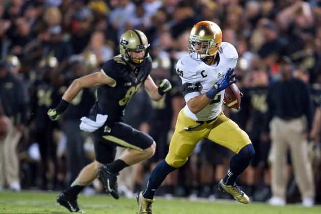 Notre Dame vs. Arizona State: Is Irish Secondary Ready for Taylor Kelly?