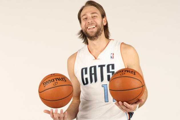 McRoberts Feels He Found a Home with the Charlotte Bobcats