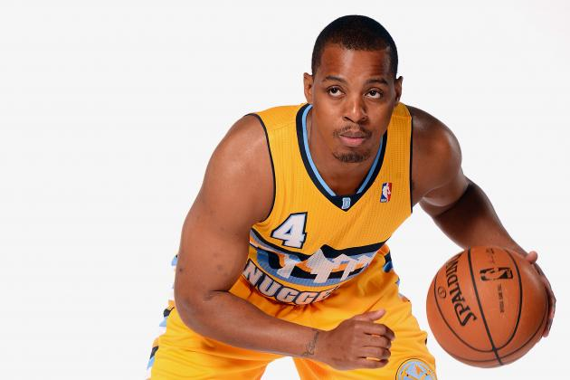 Nuggets' Randy Foye Overcomes Uncommon Condition, Unlucky Childhood