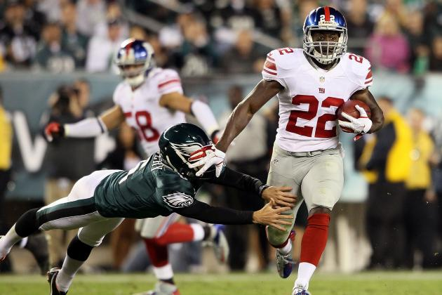 New York Giants: Why the Hunt for First Win Goes Through RB David Wilson