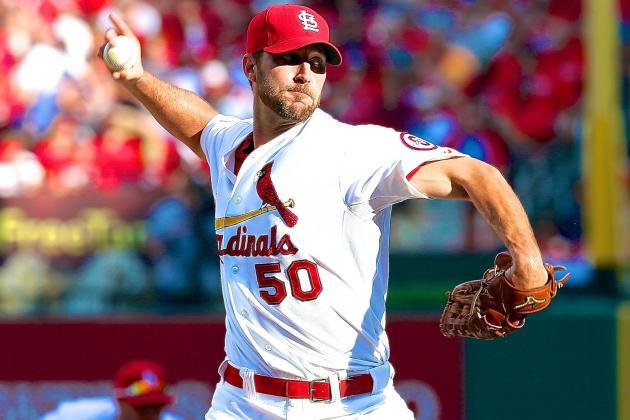 Adam Wainwright a Perfect Veteran Anchor for Deep Cardinals Postseason Rotation