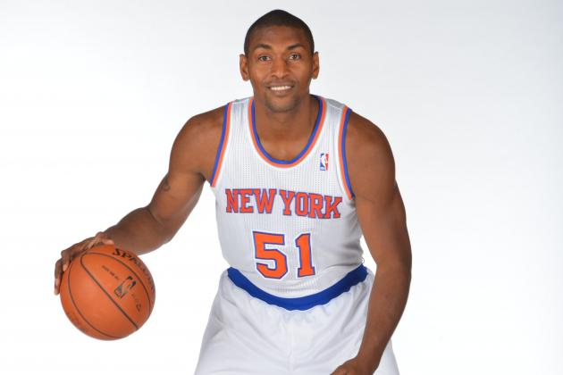 Metta: Just 'physical' Won't Get Knicks Title