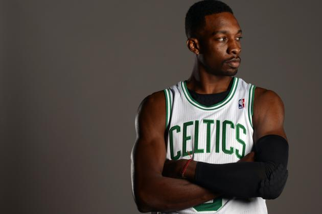C's Coach Holding Jeff Green to High Standard