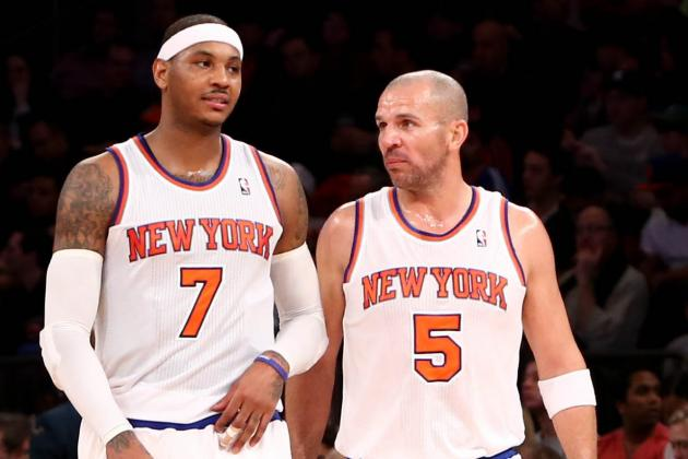 Kidd Passes His Free-Agency Advice to Melo