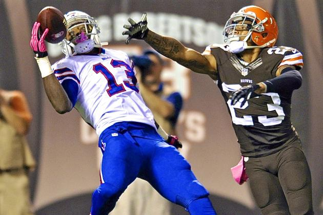 Stevie Johnson Injury: Updates on Bills WR's Back
