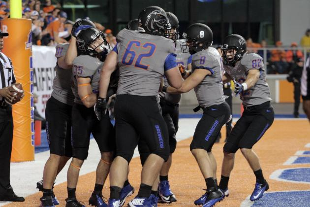 Boise State Football: 3 Steps Broncos Must Take to Get Back into the Top 10