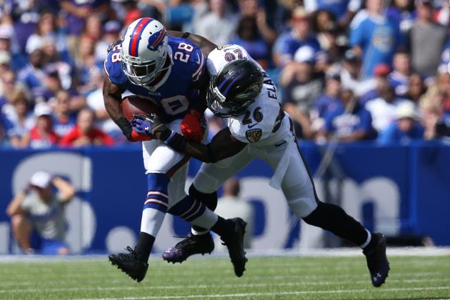 C.J. Spiller Is Real Key to Buffalo Bills' Success This Season