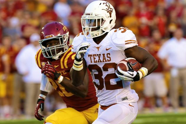 Texas vs. Iowa State: Score, Analysis as Cyclones Put Longhorns on Upset Alert