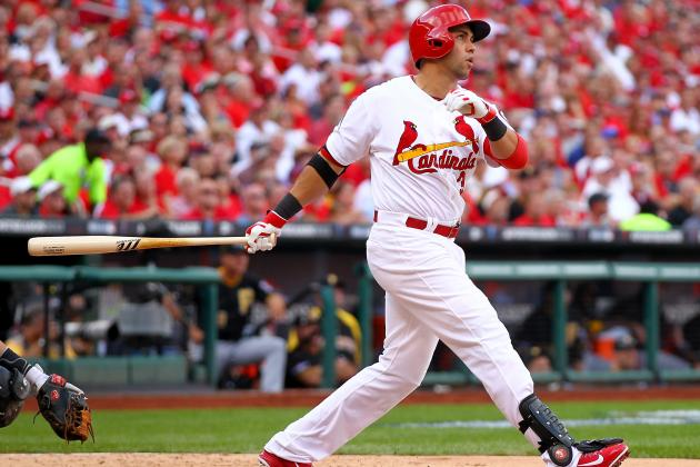 NLDS 2013: St. Louis Cardinals Outmatch Pittsburgh Pirates in NLDS Opener