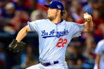 Kershaw Dominates as Dodgers Take Game 1 Over Braves