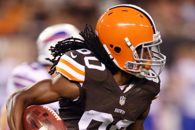 Travis Benjamin Sets Browns Punt Return Record