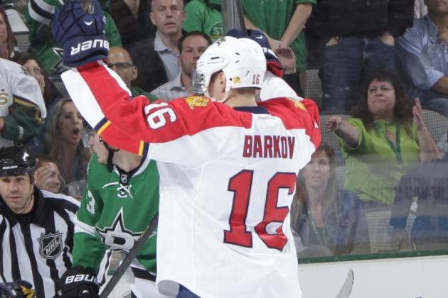 Video: Panthers' Barkov Becomes Youngest Goalscorer in Post-Expansion Era