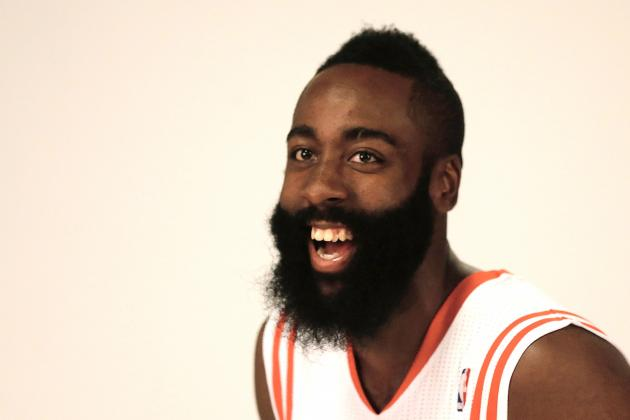 James Harden's Ultimate Training Camp Checklist for 2013-14 Season