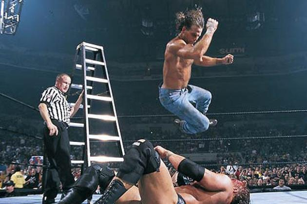 WWE Never Say Never: Recapping Shawn Michaels' 2002 Return After 4-Year Absence