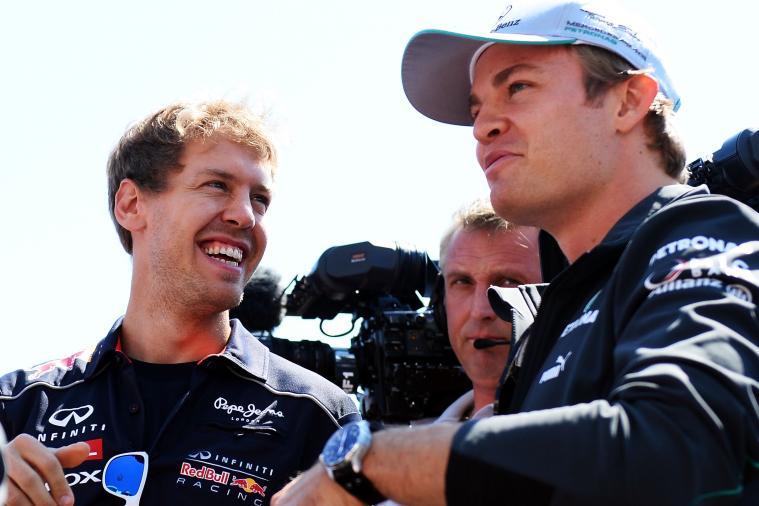 Nico Rosberg Slams Sebastian Vettel After Red Bull Star Upsets Fellow Drivers