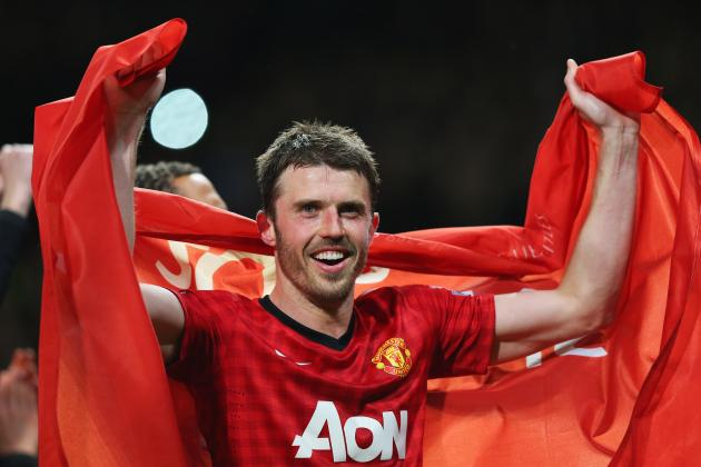 Michael Carrick Wants to Sign New Manchester United Contract