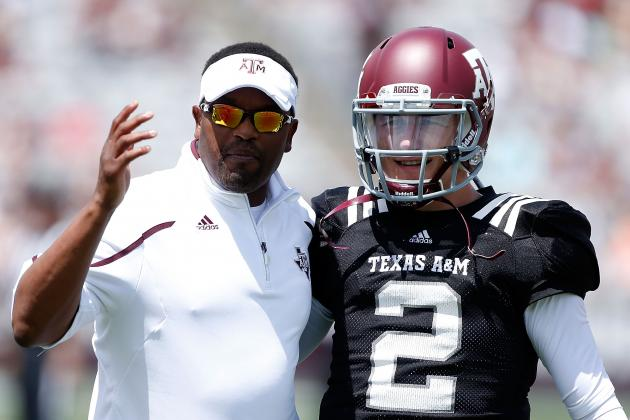 Kevin Sumlin Takes Us Inside His Unique Relationship with Johnny Manziel