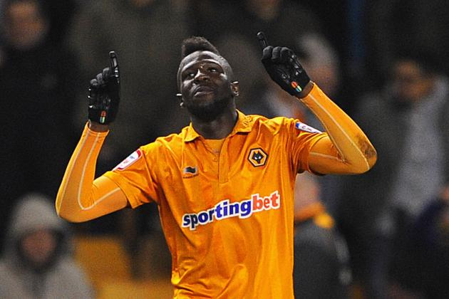 Wolves' Bakary Sako Staying as Transfer Is off  Express  Star