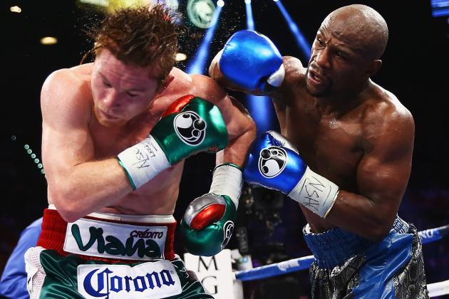 Floyd Mayweather vs. Amir Khan Fight Labelled a 'Ridiculous Rumour'