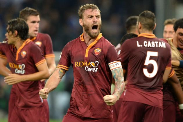 Manchester United Left It Too Late to Sign Daniele De Rossi, Says Roma Boss