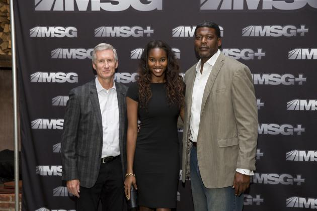 MSG Networks Kickoff Party Boasts High Hopes for Knicks and Rangers