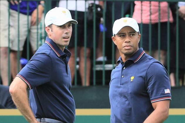 Presidents Cup 2013: Updated Scoring and Day 2 Preview