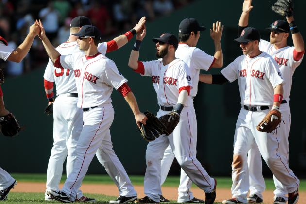 How the 2013 Red Sox Compare to the 2004, 2007 Championship Teams