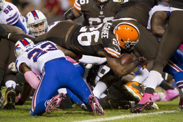 Willis McGahee vs. Bobby Rainey: Fantasy Outlook After Chris Ogbonnaya's Injury