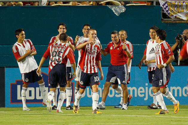 America vs. Chivas: TV Info, Preview for America-Guadalajara El Super Clasico