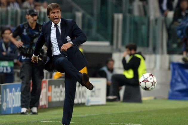 Juventus FC: Is Antonio Conte to Blame for Recent Struggles?