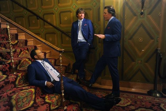This Picture of Tiger Woods, Phil Mickelson and Jason Dufner Is Amazing
