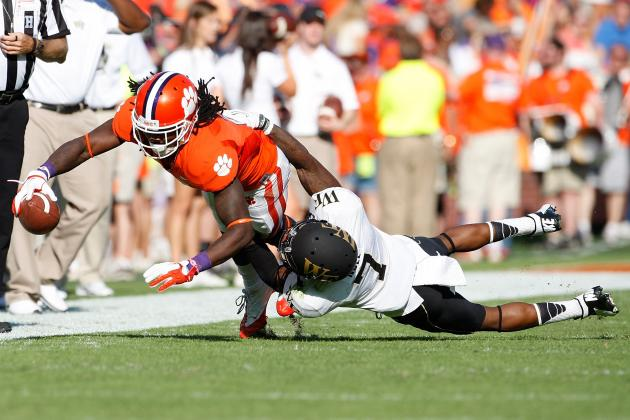 Clemson Football: The Resurgence of Sammy Watkins Just What Tigers Need