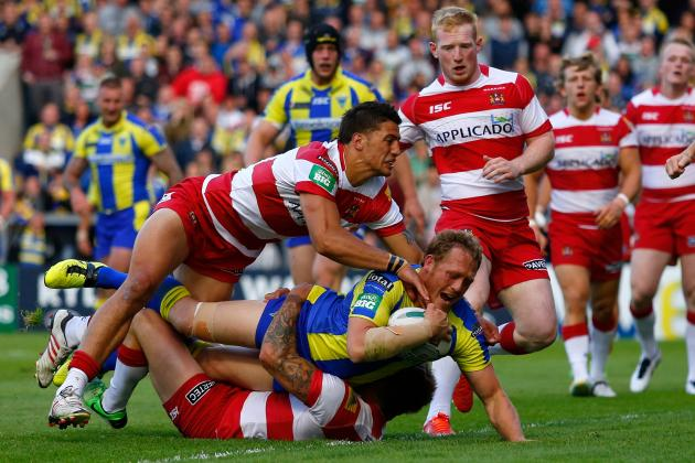 Super League Grand Final 2013: TV Schedule and Preview for Wigan vs. Warrington