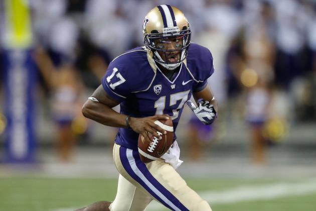 Washington vs. Stanford: How Keith Price Can Lead Huskies to Upset the Cardinal