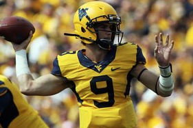 Trickett to Start at QB Again for WVU