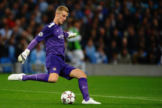 Manuel Pellegrini Demands Joe Hart Improvement Ahead of Everton Game