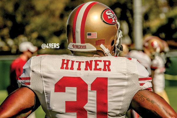 Donte Whitner Must Pay Nike Before He Can Change His Name