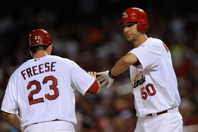 Waino: Freese Is 'STL's Mr. October'