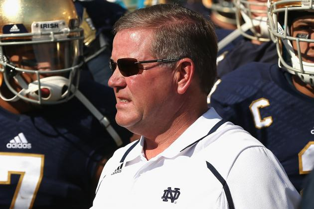 Notre Dame Making Strides in Texas