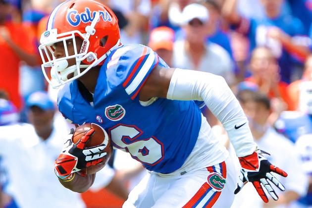 Meet the Best Freshman in College Football, Florida's Vernon Hargreaves