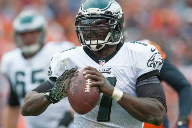 Vick: 'I Am Not Holding the Ball Too Long'
