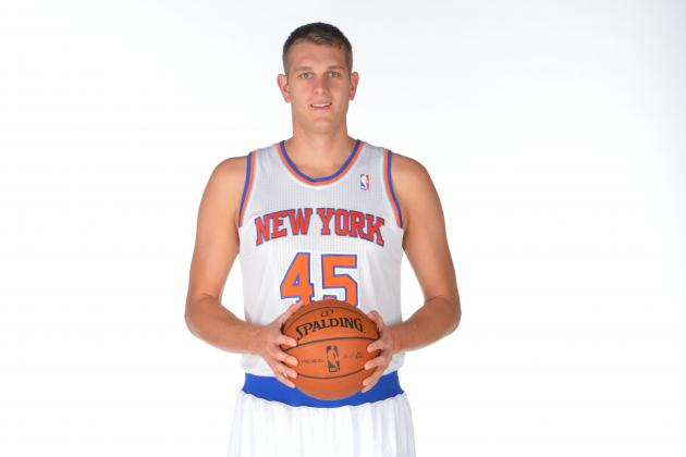 Why Cole Aldrich Is a Perfect Piece to Complete New York Knicks' Roster