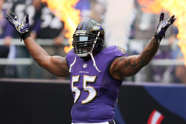Late for Work 10/3: Terrell Suggs Talks Tom Brady's 'Smug Attitude' and Hair