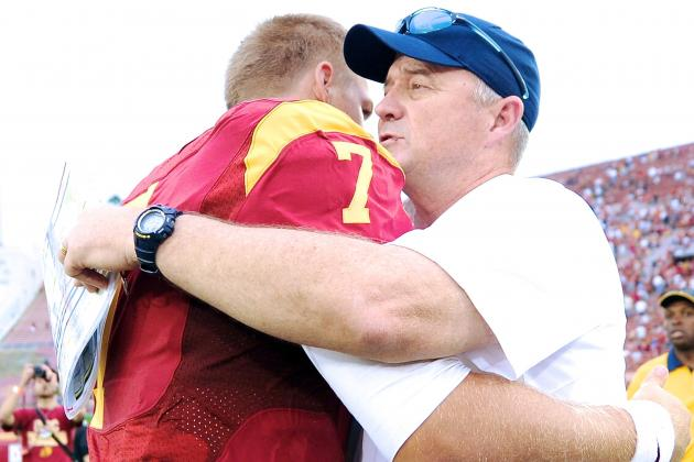 USC Dynamic with Jeff Tedford Just Seems Odd
