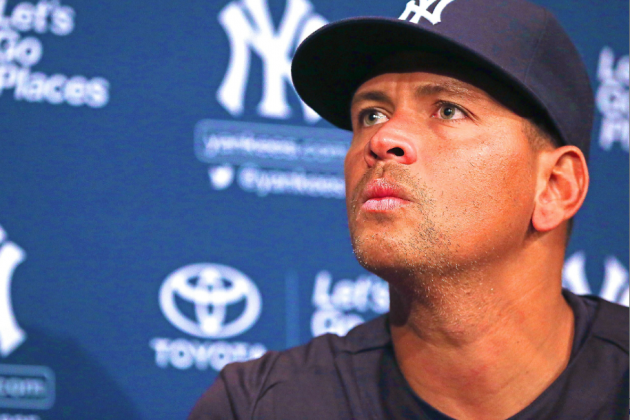 Alex Rodriguez Suing MLB for Allegedly Buying Tony Bosch's Cooperation